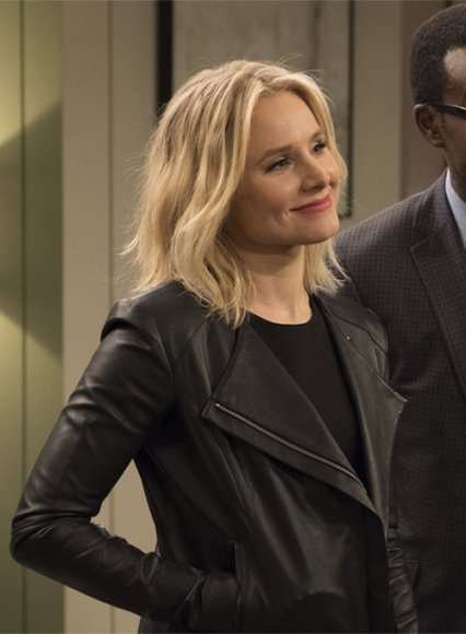 Kristen Bell The Good Place Leather Jacket
