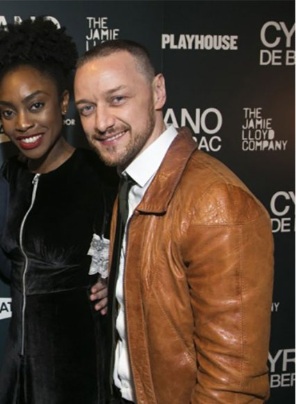 James McAvoy Leather Jacket