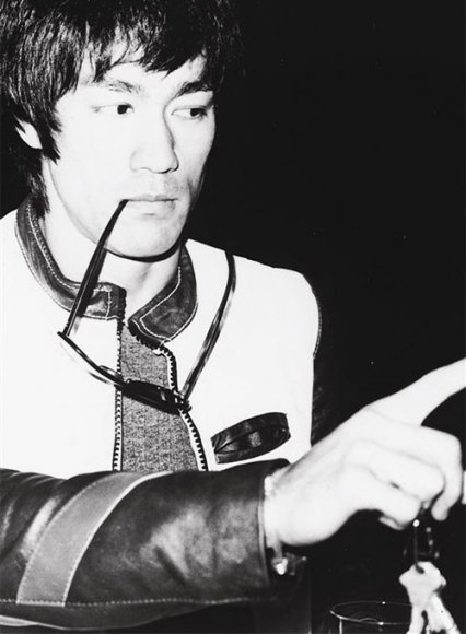 Bruce Lee The Way Of The Dragon Leather Jacket