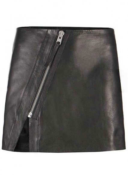 Winnie Leather Skirt - # 406