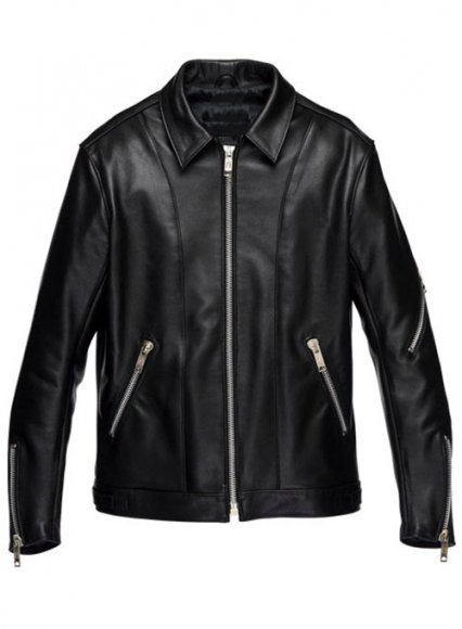 Leather Jacket #820