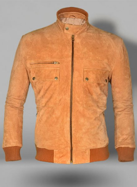 Suede Leather Jacket # 94