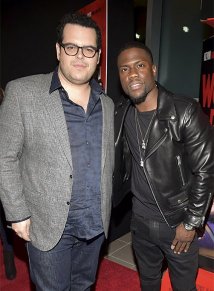 Kevin Hart Leather Jacket #1