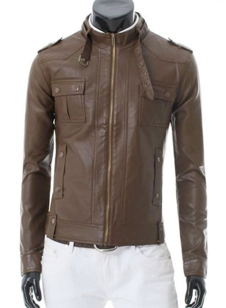 Leather Jacket #130