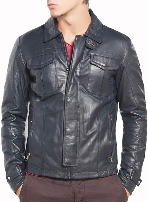 Leather Jacket #103