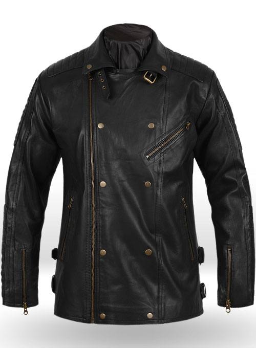 Leather Jacket # 444 - Click Image to Close