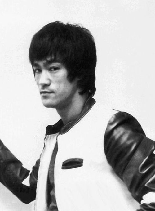 Bruce Lee The Way Of The Dragon Leather Jacket : LeatherCult