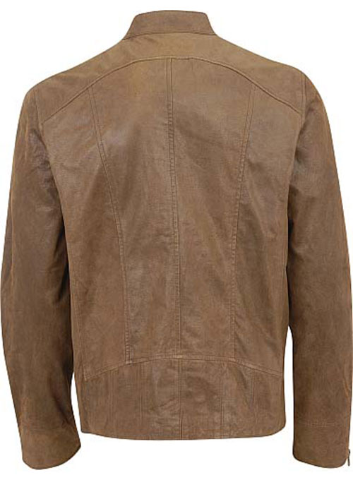 Leather Cycle Jacket #3