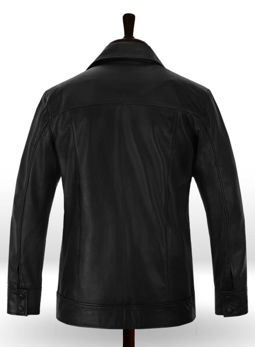 Elvis Presley Leather Jacket - Click Image to Close