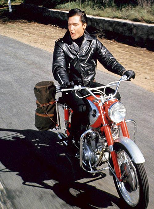 Elvis Presley Roustabo...