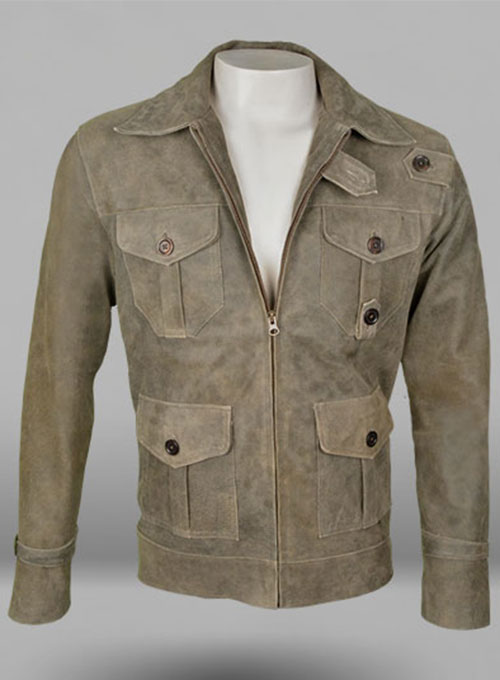 The Expendables 2 Jason Satham Leather Jacket