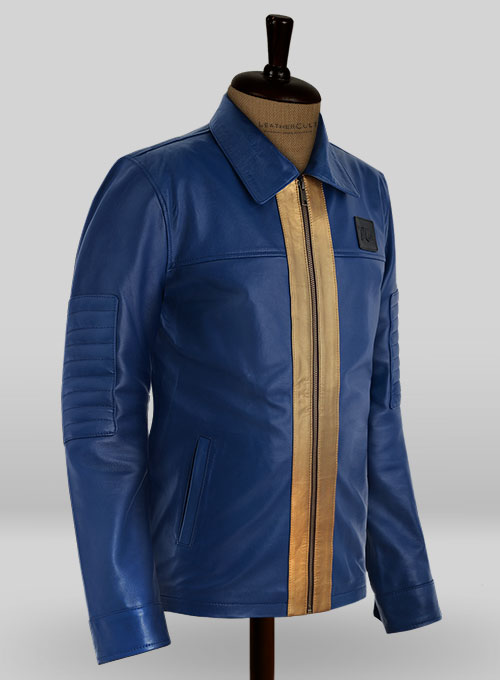 Fallout 76 Leather Jacket - Click Image to Close