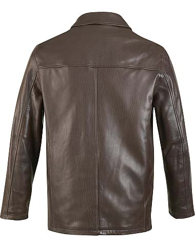 Leather Hipster Jacket #2