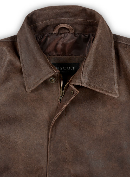 Indiana Jones Leather Jacket