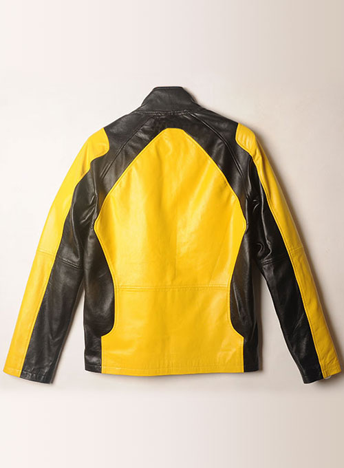 inFamous Cole MacGrath Leather Jacket