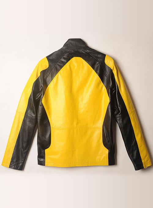 inFamous Cole MacGrath Leather Jacket : LeatherCult.com ...
