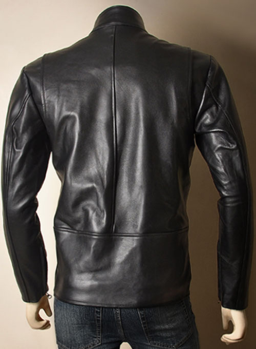 Iron Man Leather Jacket