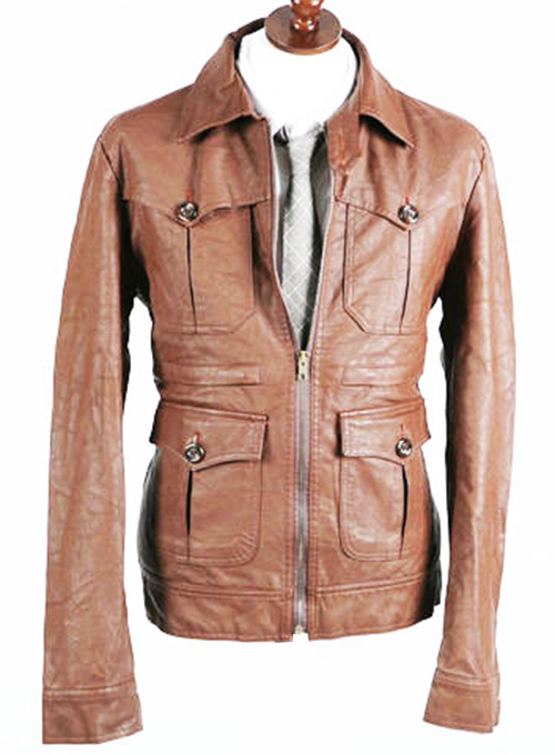 Leather Jacket #119