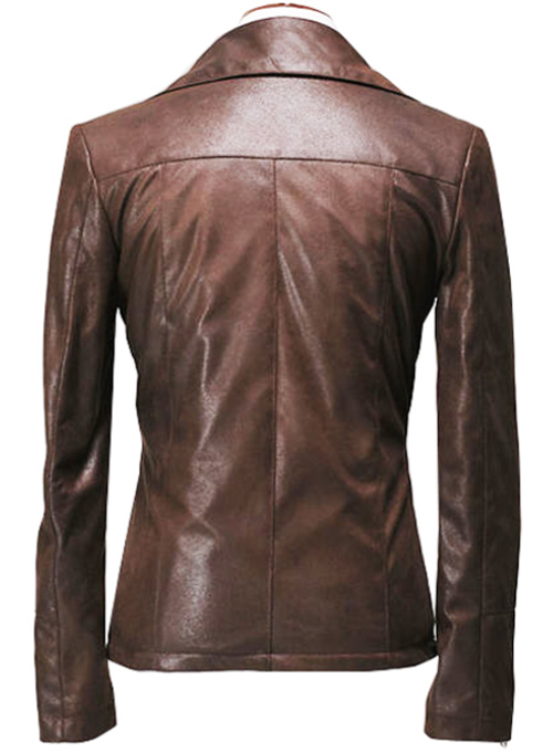 Leather Jacket #121