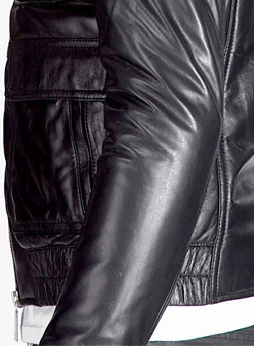 Leather Jacket #607