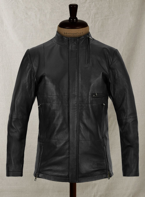Leather Jacket #608