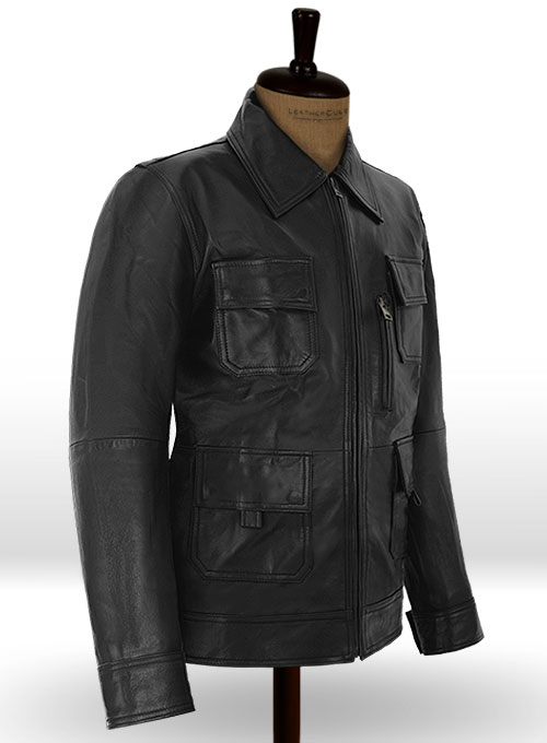 Leather Jacket #701