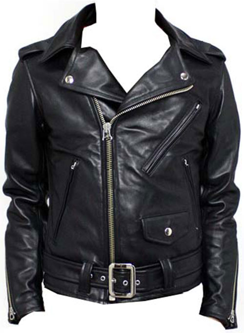 Leather Jacket #812