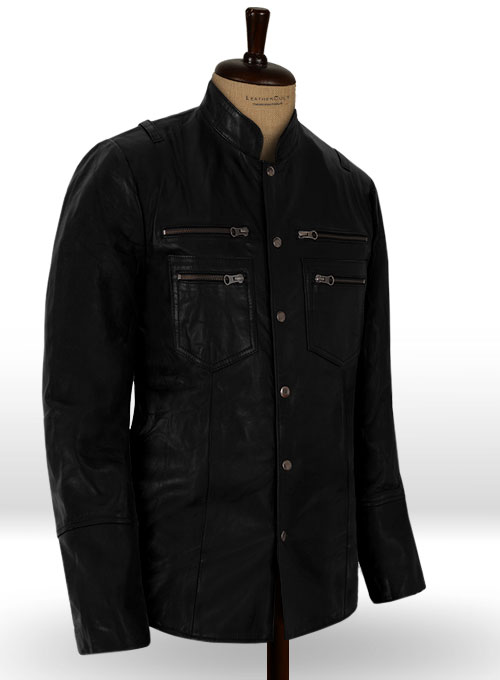 Leather Jacket #850 - 50 Colors