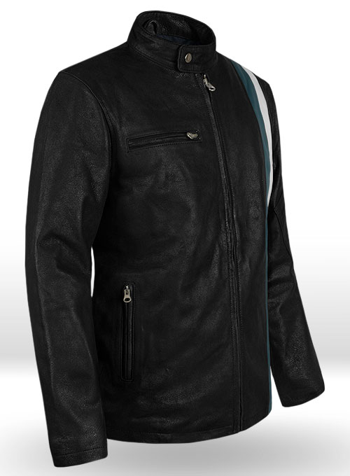 Leather Jacket #888 - Click Image to Close