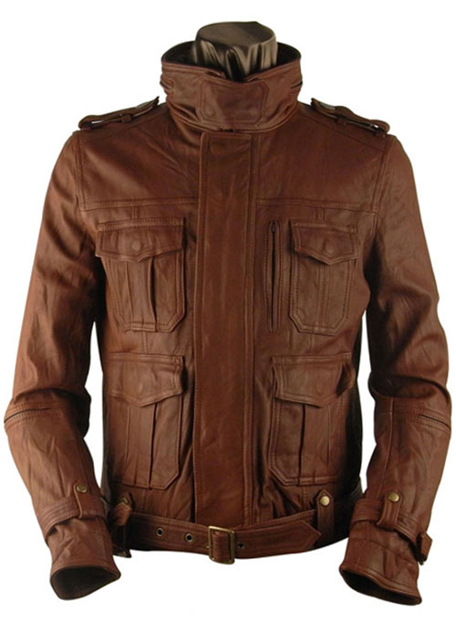 Leather Jacket #901