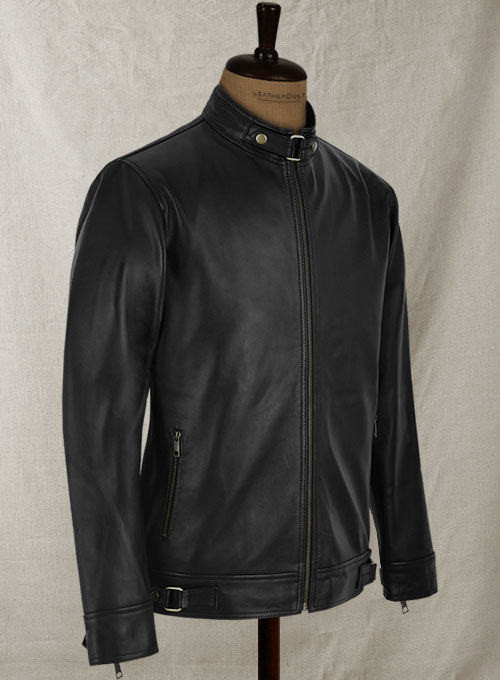 Leather Jacket #905
