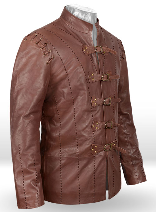 Jaime Lannister GOT Leather Jacket