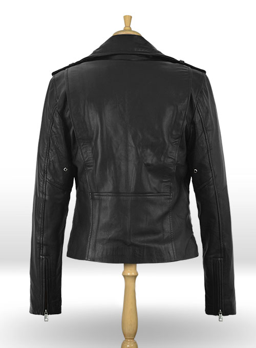 Krysten Ritter Jessica Jones Leather Jacket - Click Image to Close