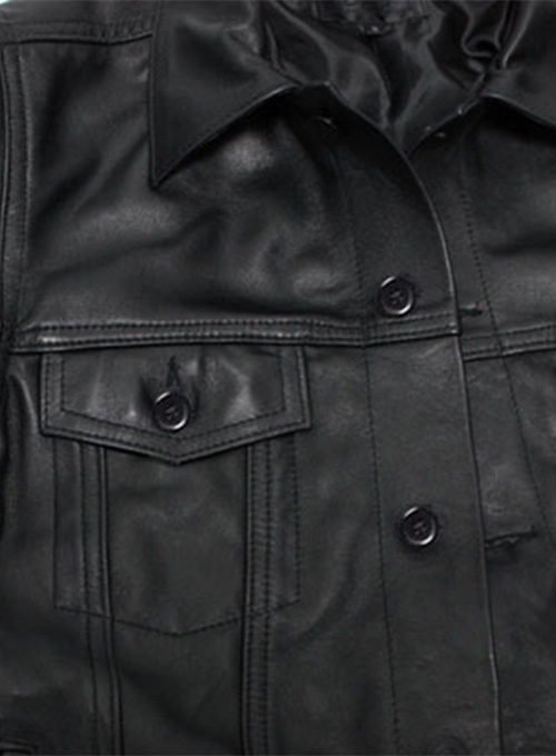 Leather Jacket #135