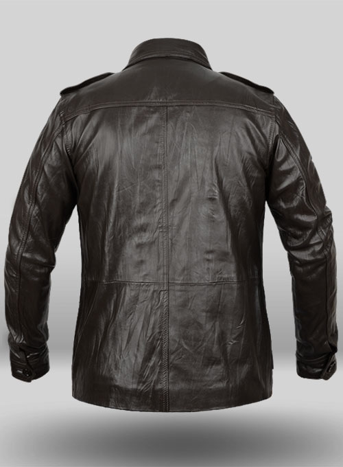 Leather Jacket #122