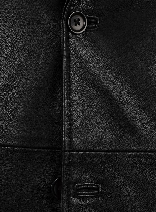 Leather Jacket #124