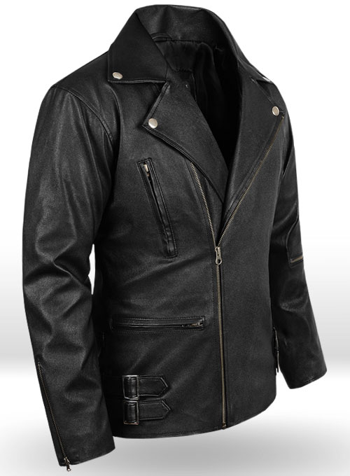 Leather Jacket #814