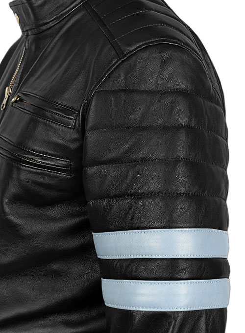 Hybrid Leather Jacket