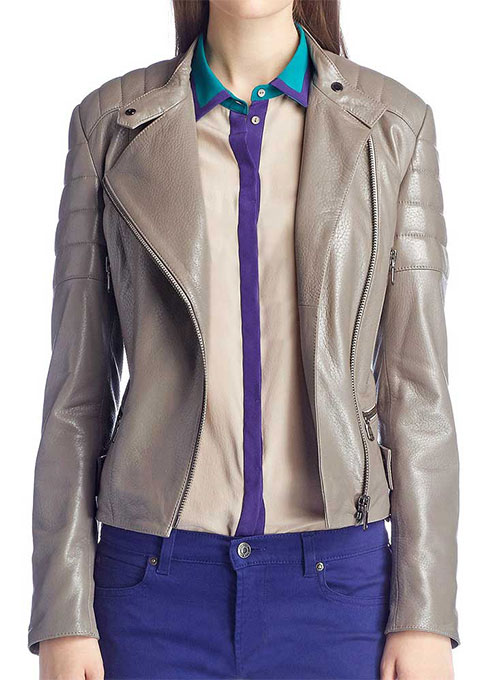 Leather Jacket # 262