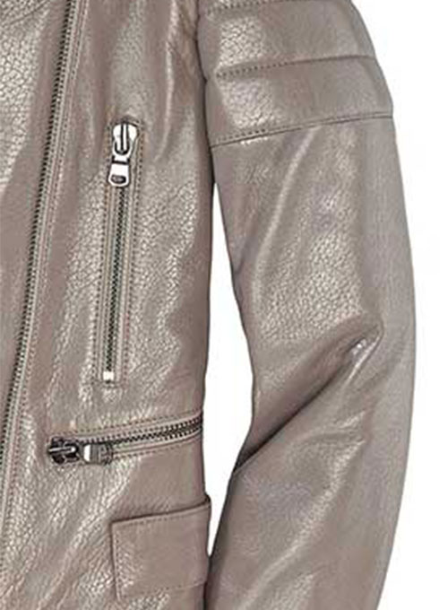 Leather Jacket # 262 - Click Image to Close