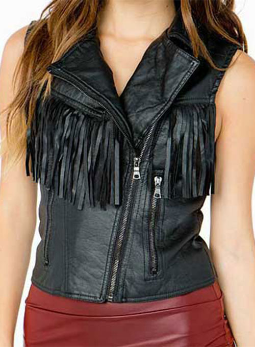 Leather Jacket # 272 - Click Image to Close
