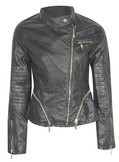 Leather Jacket # 285