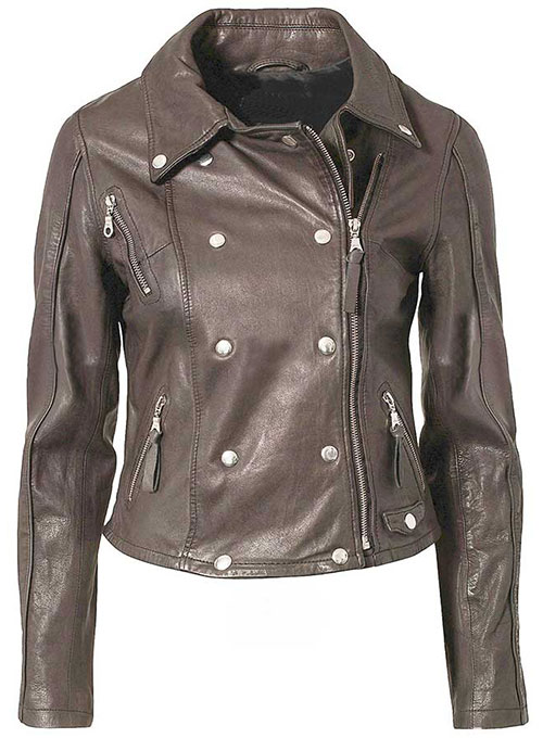 Leather Jacket # 288 - 50 Colors