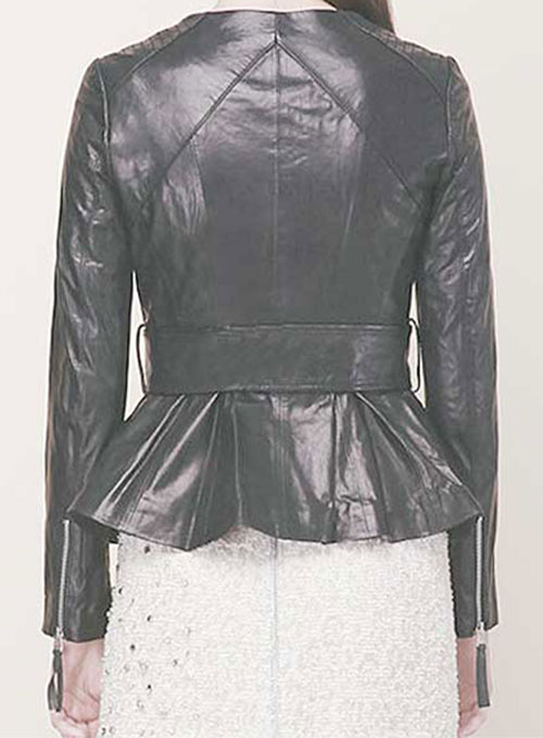 Leather Jacket # 291 - 50 Colors