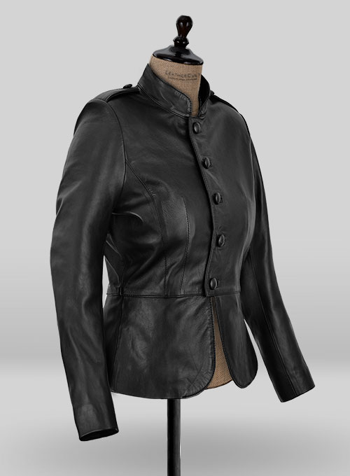 Leather Jacket # 297 - Click Image to Close
