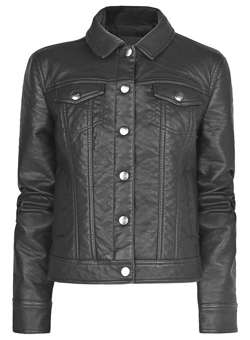 Leather Jacket # 515