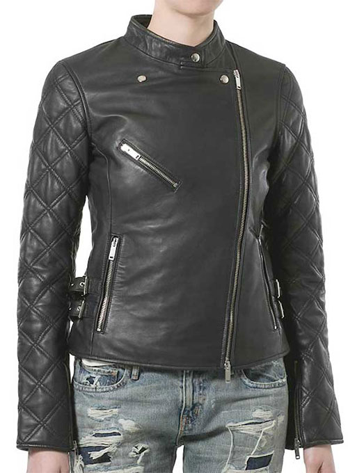 Leather Jacket # 525