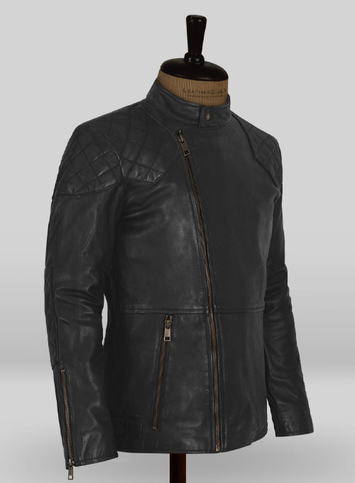 Leather Jacket # 613