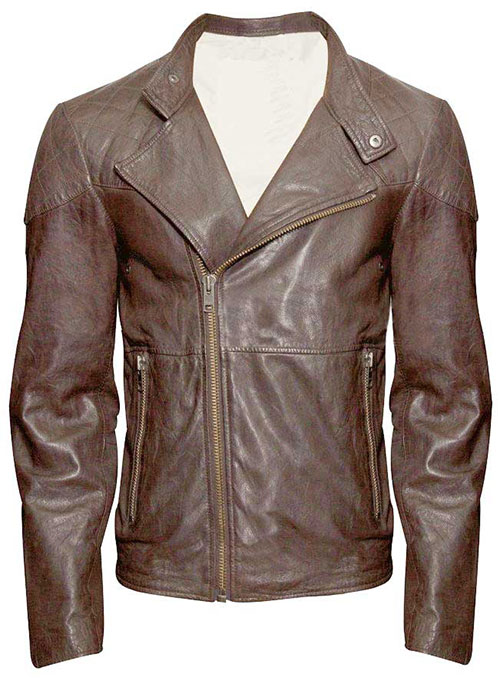 Leather Jacket # 614