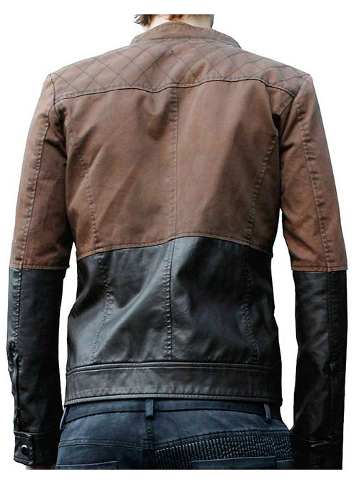 Leather Jacket # 624